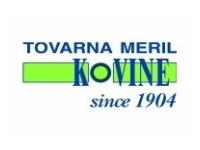 TOVARNA MERIL - KOVINE